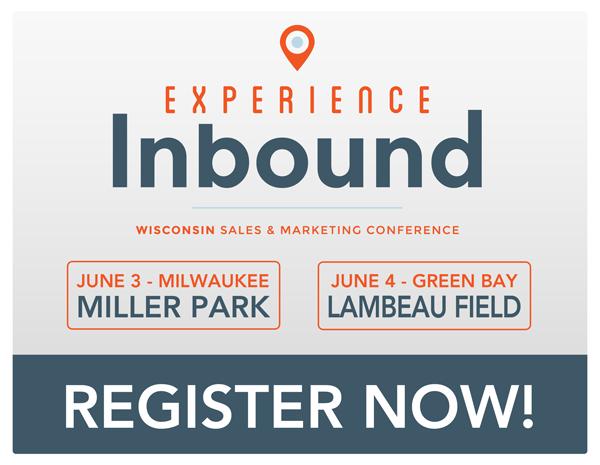 Inbound Wisconsin - top sales & marketing conference