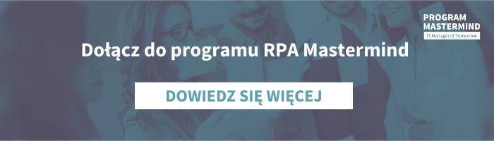 Program RPA Mastermind