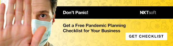 Download NXTsoft's Pandemic Planning Readiness Self-Assessment Checklist