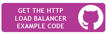 HTTP Load Balancer Example Code