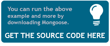 Mongoose Embedded Web Server Source Code