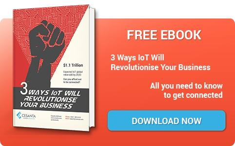 3 Ways IoT Will Revolutionise Your Business