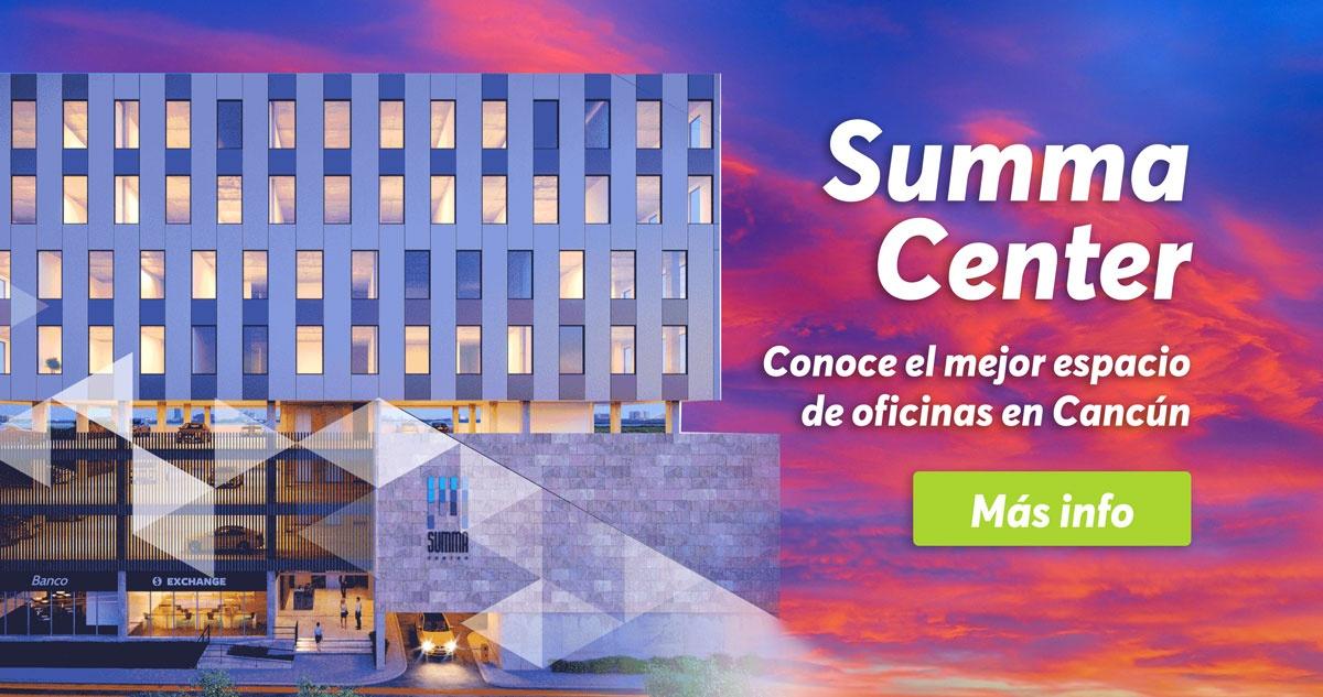 Venta de oficinas en Cancún