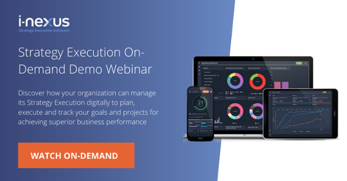 i-nexus On-demand demo webinar
