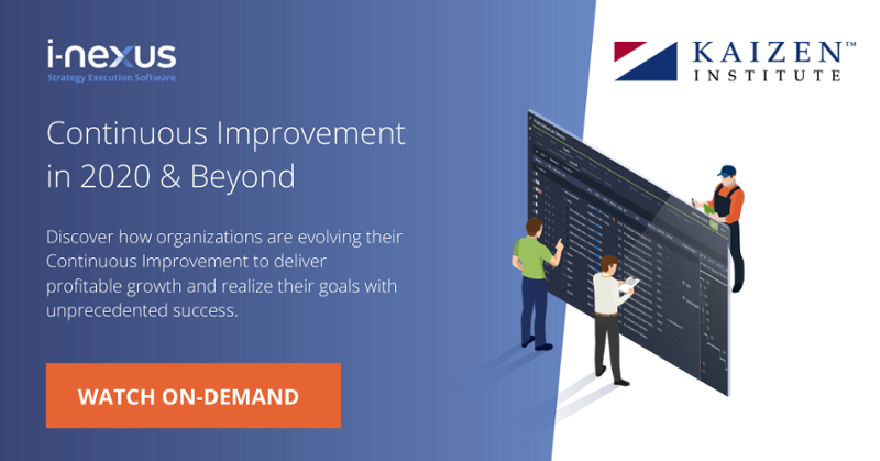 continuous improvement in 2020 webinar