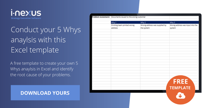 5 whys excel template