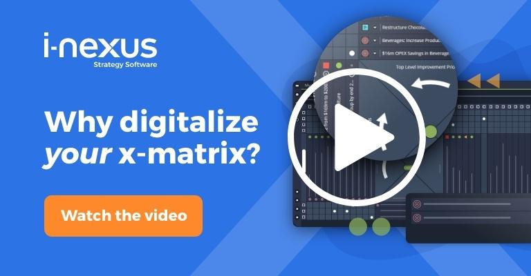 Digitalizing excel xmatrix spreadsheet