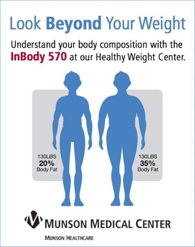 InBody Scan Munson Healthcare