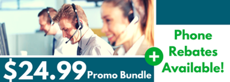 Fonality promotion VoIP bundle and IP phone rebate offers
