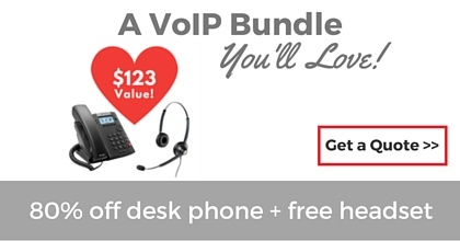 February Bundle of Love - VoIP System