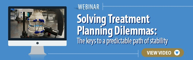 Solving Treatment Planning Dilemmas Webinar