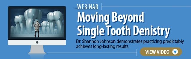Moving Beyond Single Tooth Webinar