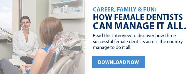 How Female Dentists Can Be Successful