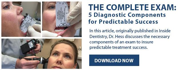 5 Diagnostic Components in Dentistry for Predictable Success
