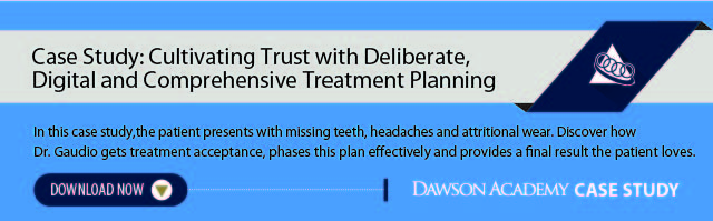 Digital and Comprehensive Treatment Plan Case Study