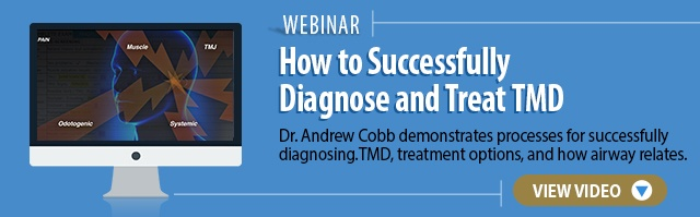 How to recognize and treat TMJ issues