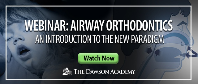 Airway Orthodontics Webinar