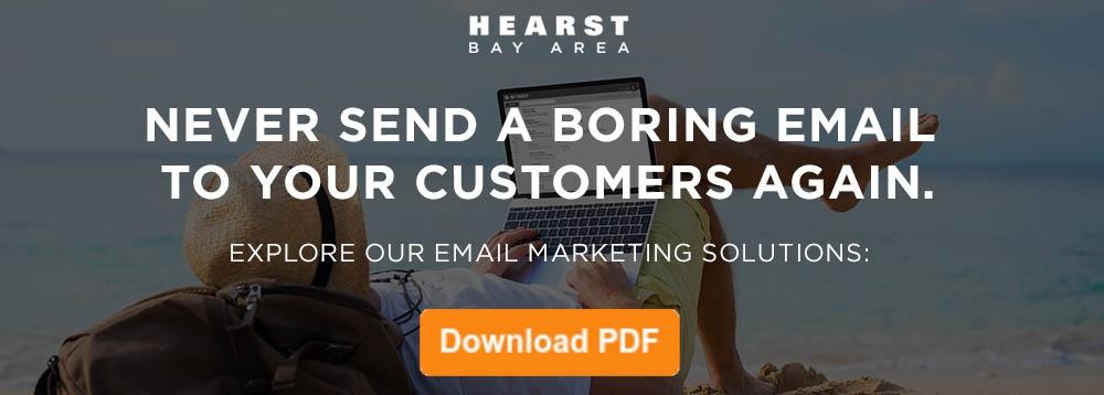 Download email marketing program brochure A