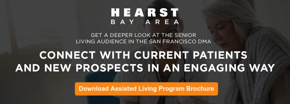 Assisted living program brochure