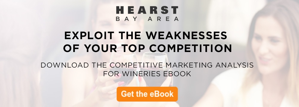 Competitive Marketing Analysis for Wineries