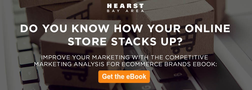 Download competitive analysis eCommerce a