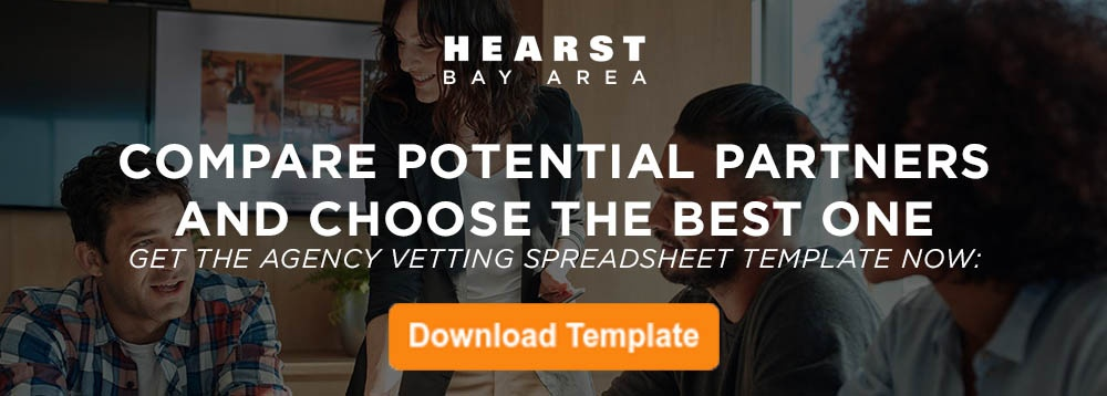 Agency Vetting Spreadsheet Template