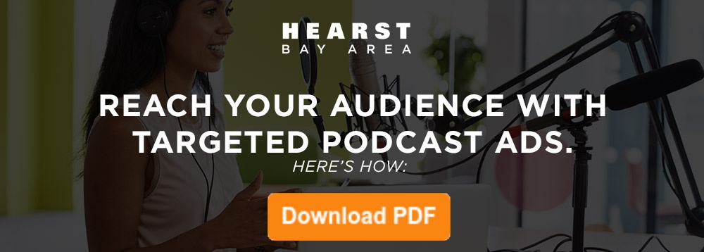 Podcast Advertising Brochure