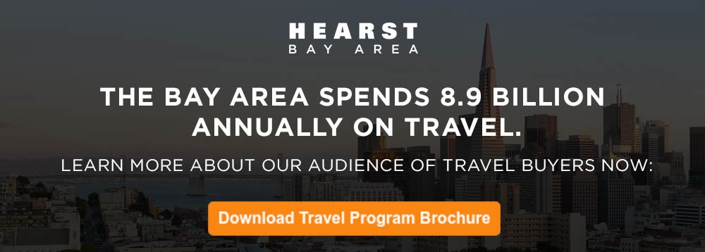 Hearst Bay Area Travel Program Brochure