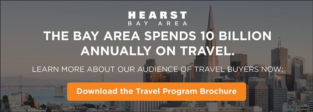Hearst Bay Area Travel Program Brochure