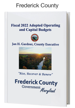 Frederick County Published Budget Book