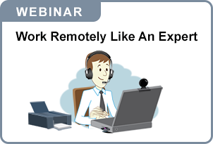 Work Remotely Like An Expert