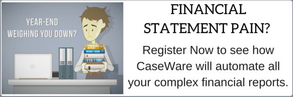 Automate your financial reporting