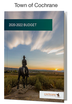 Town of Cochrane Published Budget Book