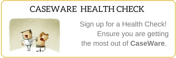 CaseWare Health Check