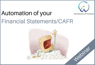 Automation of your CAFR/Annual Financial Statements