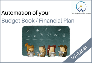 Automation of your Budget Book