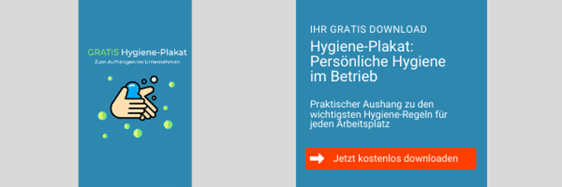 Hygiene Plakat Gratis-Download