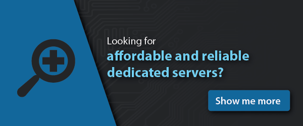 Reliable Dedicated Servers