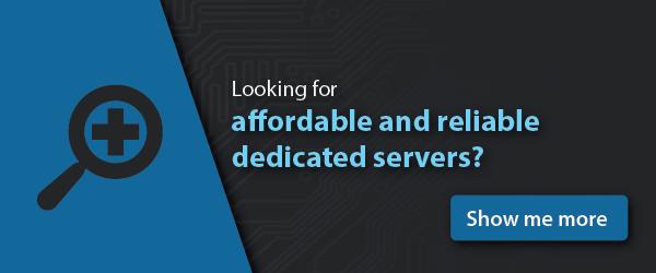 Reliable Dedicated Servers