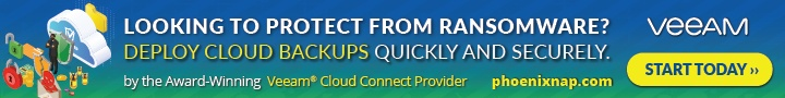 Veeam Cloud Connect Ransomware