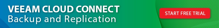 Veeam Cloud Connect Backup and Replication