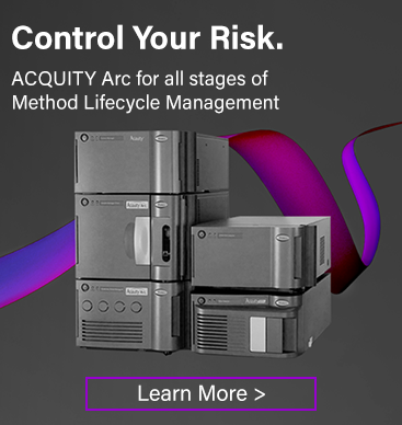 ACQUITY Arc for all stages of Method Lifecycle Management