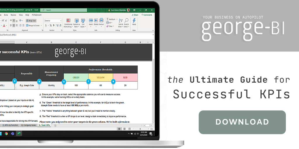 Ultimate Guide for Successful KPIs | george-BI