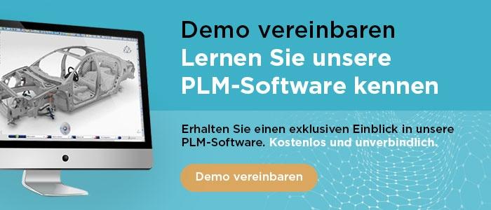 Kostenloses PLM Demo