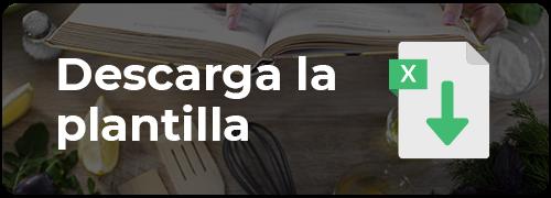 Ficha Técnica Estandarización de Recetas