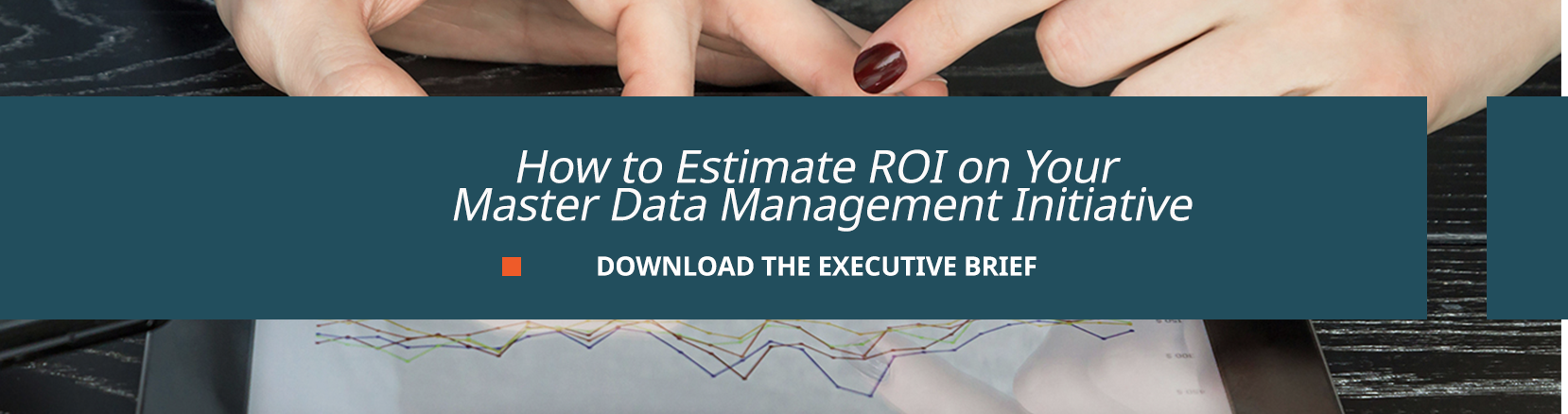 how to estimate roi on your master data management initiative