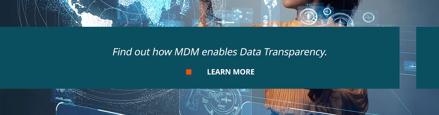 Find out how MDM enables data transparency