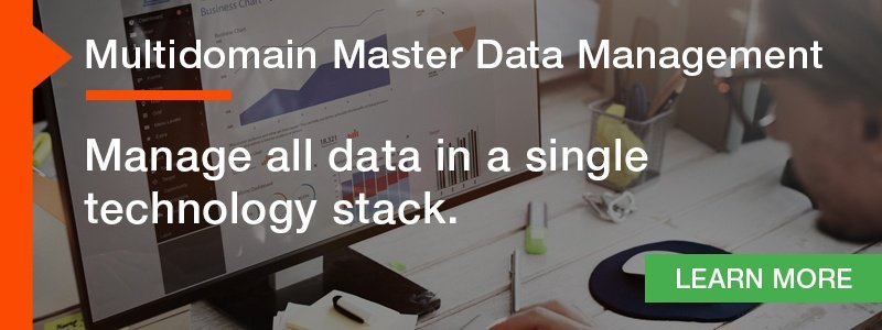 Multidomain Master Data Management (MDM)