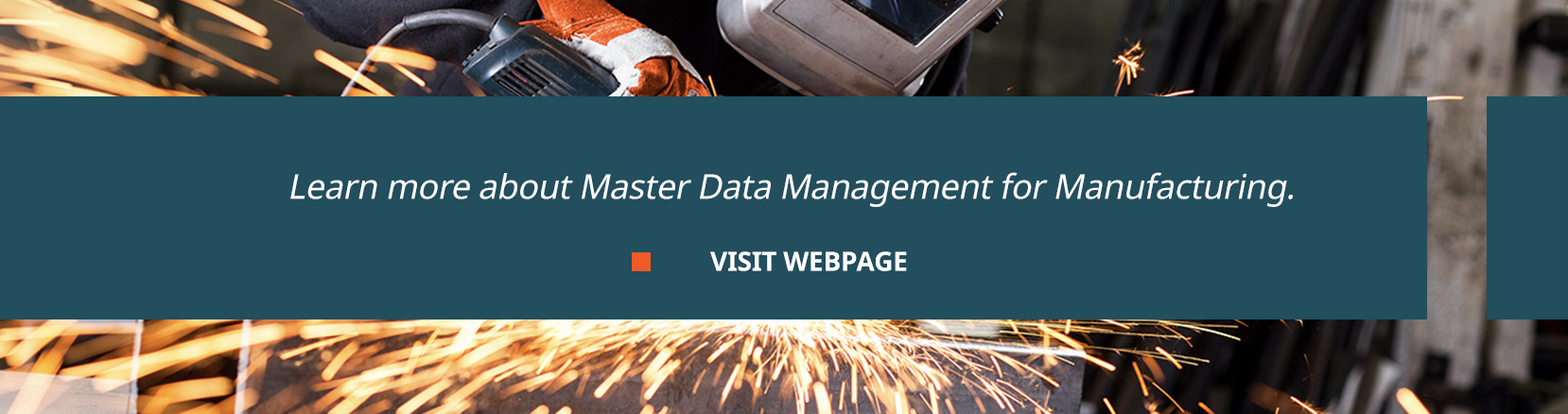 master data management for manufacturing