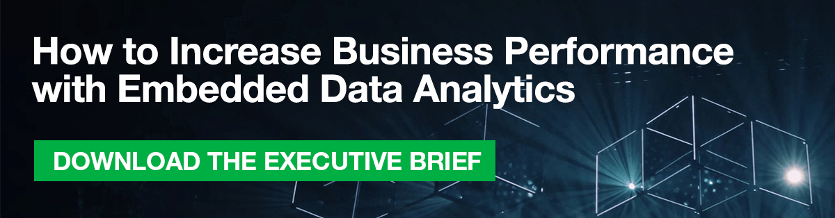 How to Increase Business Performance with Embedded Data Analytics